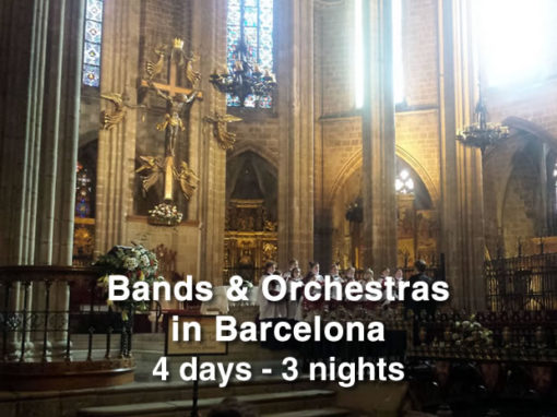 Bands & Orchestras in Barcelona