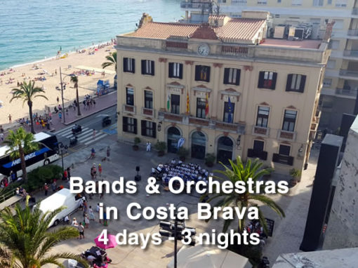 Bands & Orchestras in Costa Brava
