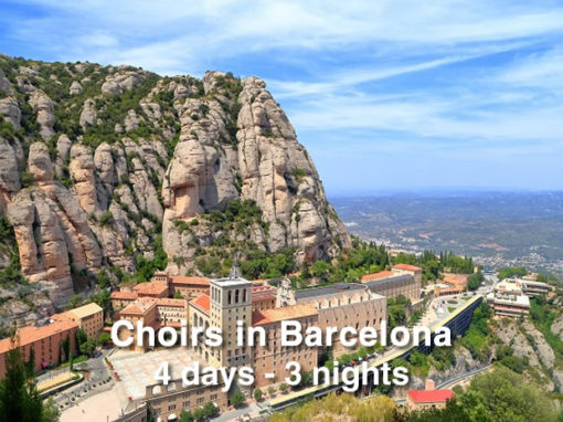 Choirs in Barcelona