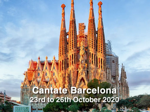 CANTATE BARCELONA – International Choral Festival