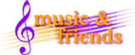 Logo Music Friends