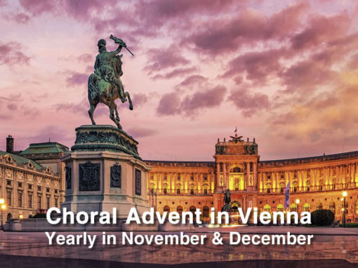 Advent Sing Vienna 2021