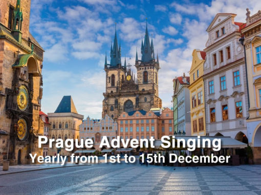 Prague Advent Singing