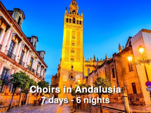 Choirs in Andalusia