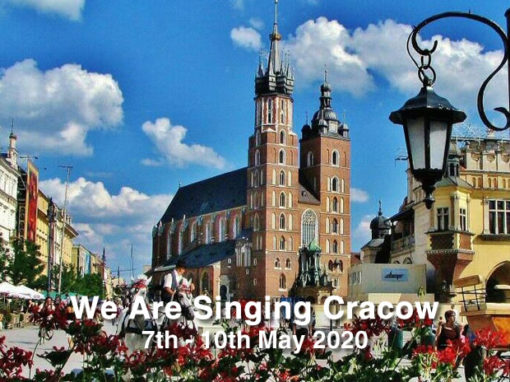 We are singing Cracow