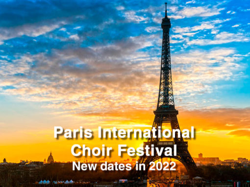 26th Paris International Choir Festival