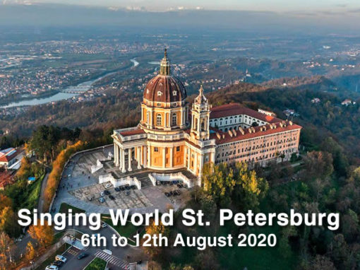 The Singing World St. Petersburgo