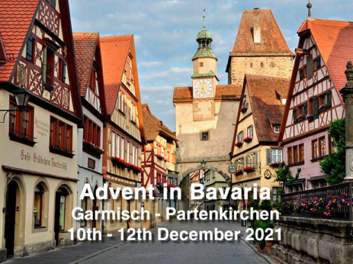 Advent in Bavaria 2021